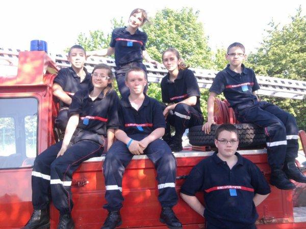 Sa c'est ma passion, depuis toute petite , & a 13ans j'ai commencer a etre jeune sapeur pompier et je me sens tellement bien dans ce métier...<3