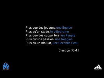 Pour le peuple Marseillais!