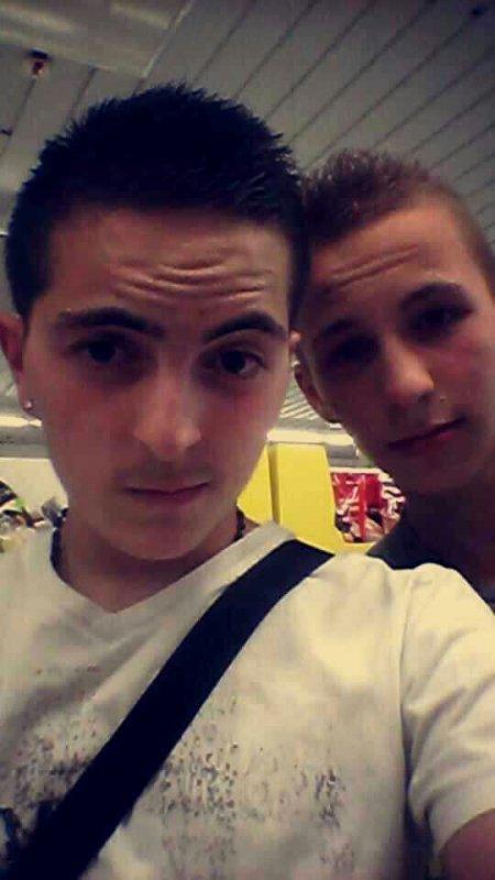Avec le meilleur ami ♥