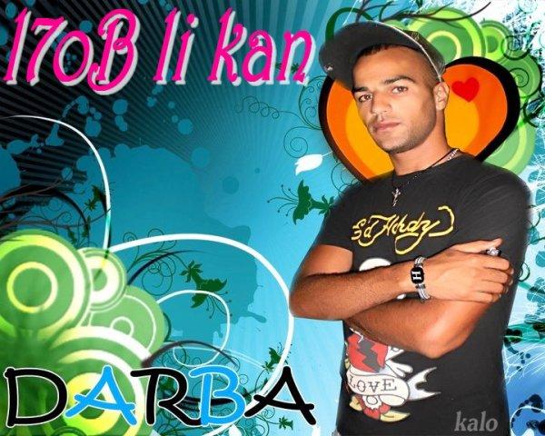 ☊ Darba - l7ob likan (2011)