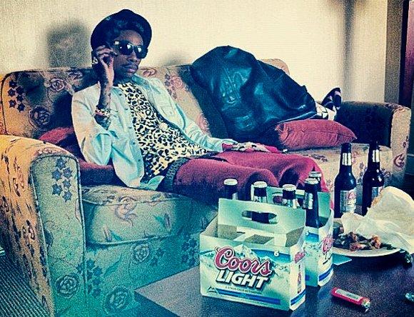 Wiz Khalifa - Work hard play Hard (2012)