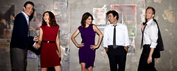 "UNE ULTIME SAISON , POUR  "" How I Met Your Mother ""  !!!!"