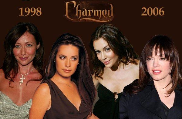 """EXCLU !   CBS PREPARE UN REMAKE DE  """" CHARMED """"  !!!"""