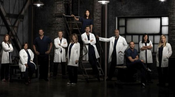 LA SAISON 9 DE GREY'S ANATOMY SUR TF1 FIN AVRIL !