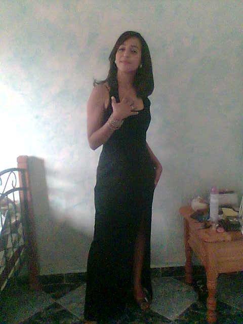 moi en mode robe soirée lool <3