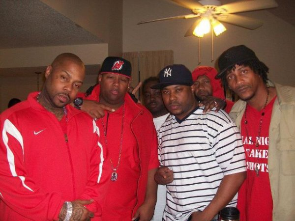 LOVE & LOYALTY RCORD LES DOUBLE L INFAMOUS MOBB DEEP