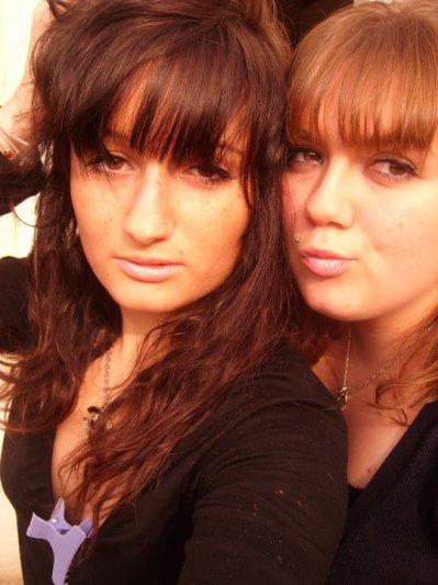 Laury et moi !!
