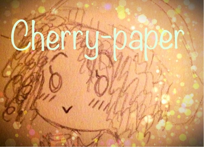 Blog de cherry-paper ~~~~~ dessins de moi <3