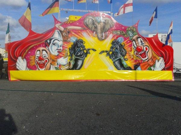 Cirque Européen direction Klissing