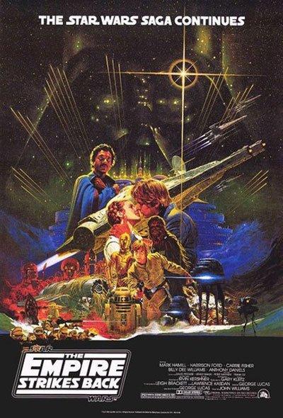 La Guerre des étoiles, épisode V: L'Empire contre-attaque