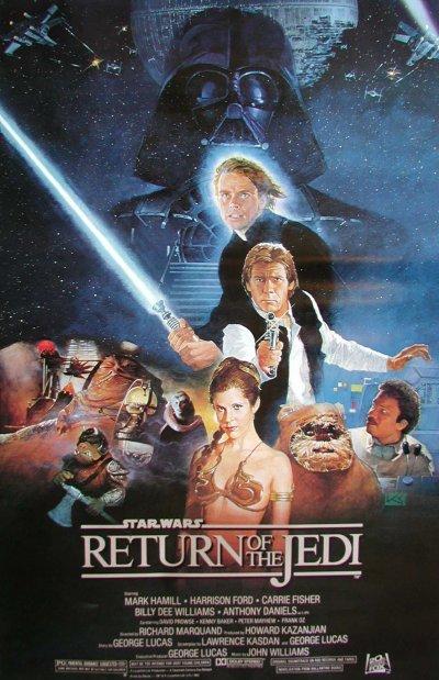 La Guerre des étoiles, épisode VI: Le Retour du Jedi