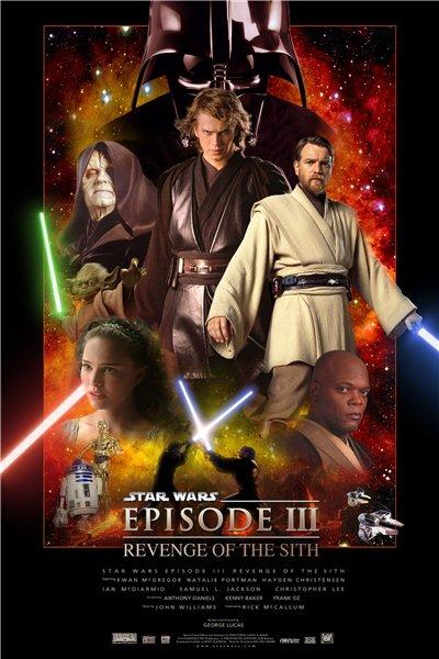 La Guerre des étoiles, épisode III: La Revanche des Sith