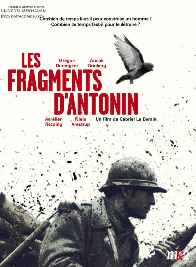 Les Fragments d'Antonin