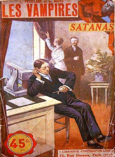 Les Vampires, épisode 7: Satanas