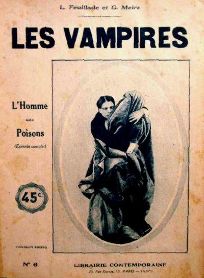 Les Vampires, épisode 9: L'Homme des poisons