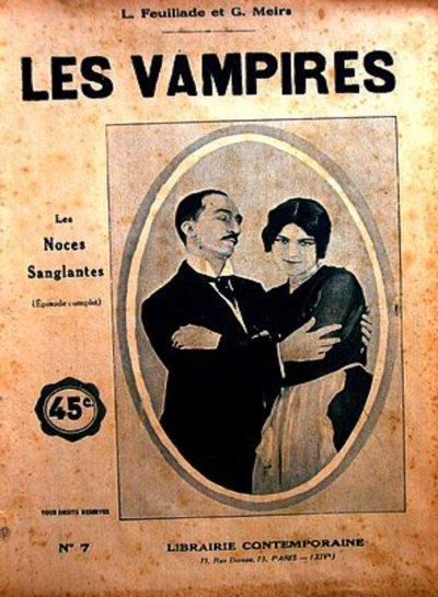 Les Vampires, épisode 10: Les Noces sanglantes