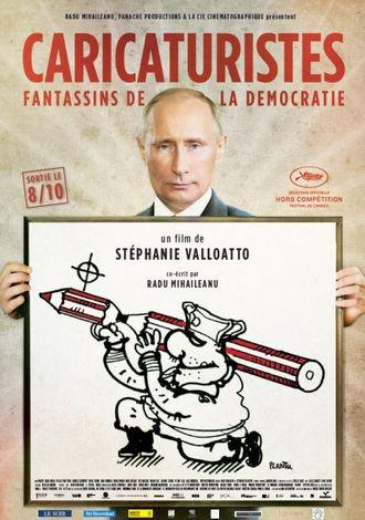 Caricaturiste, fantassins de la démocratie