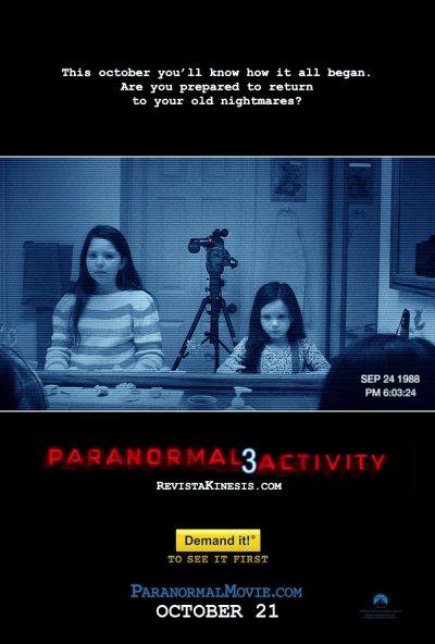 Paranormal activity III