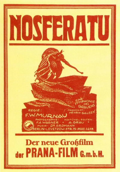 Nosferatu, le Vampire