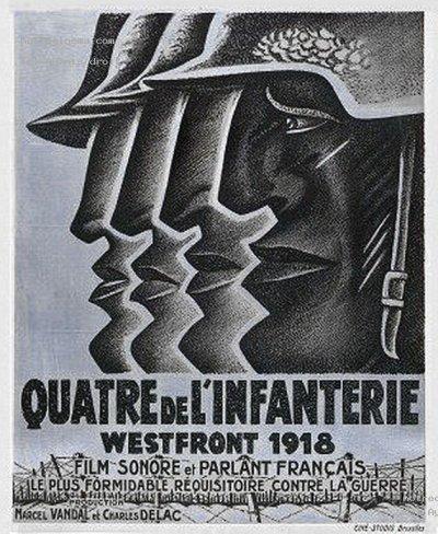 Les Quatre de l'infanterie