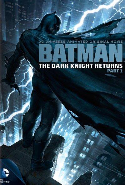 Batman: The Dark Knight returns, partie 1