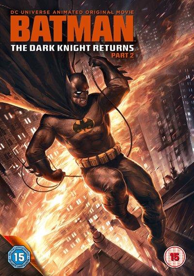 Batman: The Dark Knight returns, partie 2