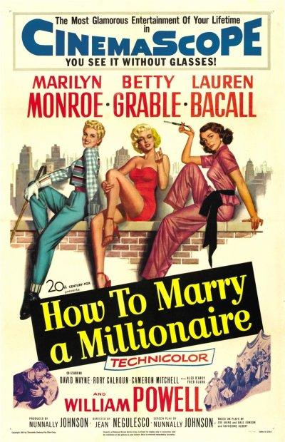 Comment épouser un millionaire ?
