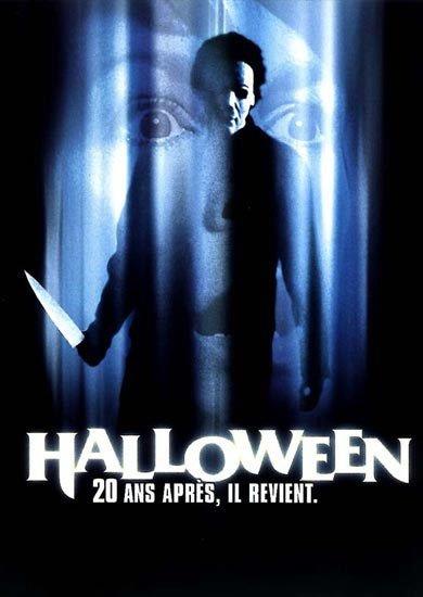 Halloween, 20 ans après il revient