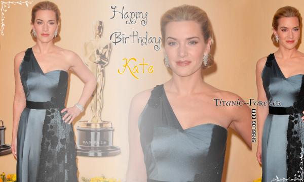 .  >> Happy Birthday Kate !   . ●Newsletter ●Michael-Vaughn ●Amis ? ●Fan ? ●Affilié ? ●LaViePriveDesStars ●Boîte à questions.