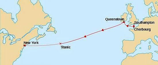 .  >> Itinéraire du Titanic    . ●Newsletter ●Michael-Vaughn ●Amis ? ●Fan ? ●Affilié ? ●LaViePriveDesStars ●Boîte à questions.