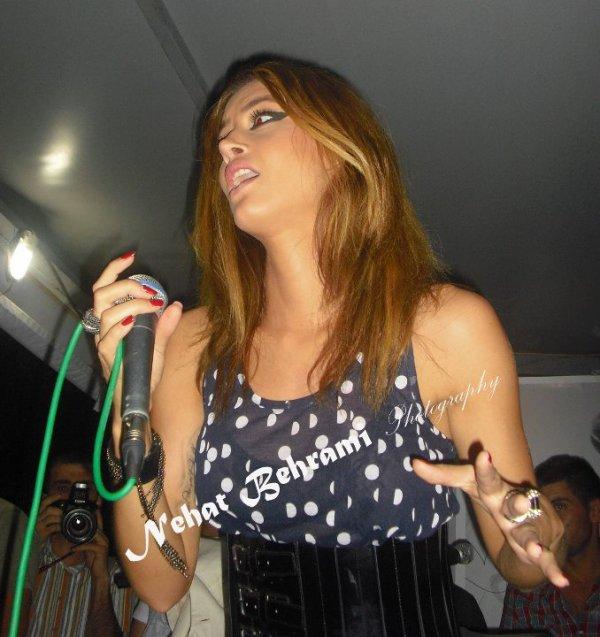 Dafina Zeqiri - Koncert në Podujevë 30.08.2011