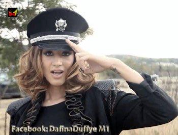 """Dafina publikon foto të këngës """"My Swag"""""""