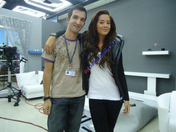 Dafina Zeqiri new photos