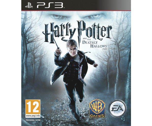Achat d'un nouvelle article HP7 c'est le jeux video de Harry potter 7