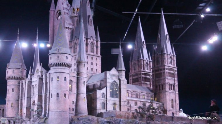 Harry Potter Studio tour of london : VIDEO !!! Info, photos