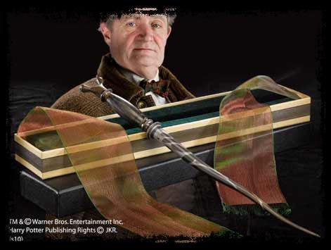 Ma prochaine baguette : Slughorn boite OLLIVANDER !!!