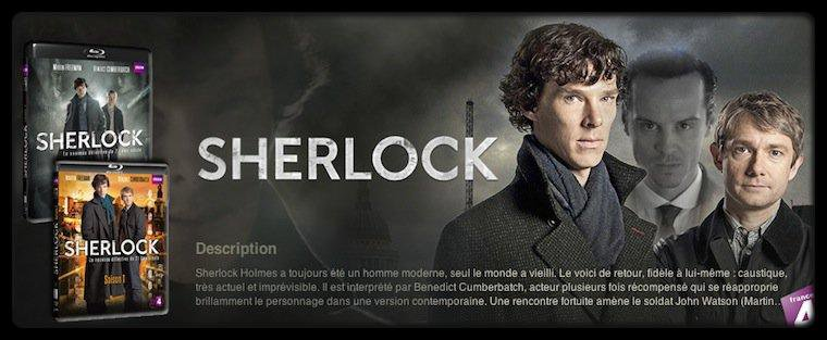 HORS_SERIE - SHERLOCK l'une des meilleures série du siècle !