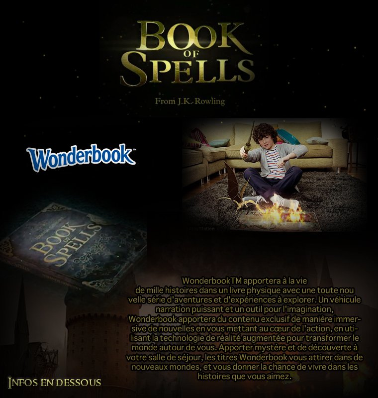 Book of Spells - INFOS