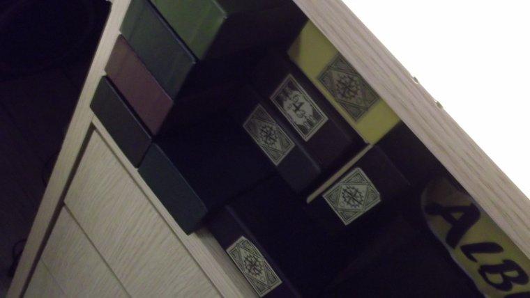 Ma toute nouvelle chambre (Harry Potter) !