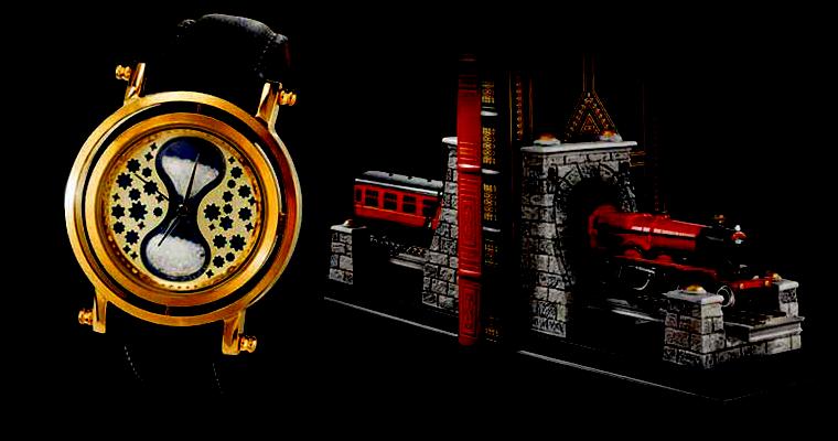 L'actualisation du site Noble Collection ainsi que des produit Harry Potter!