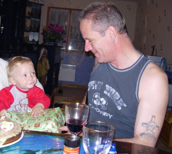 Papa & Dylan <3