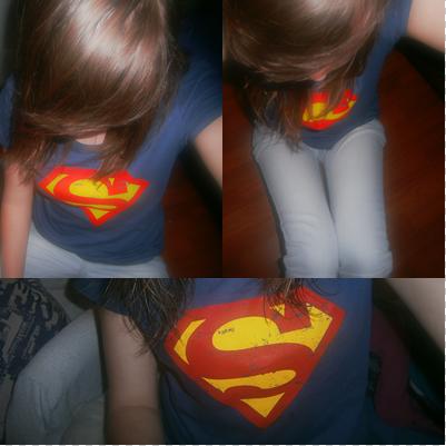 J'suis pas superman, juste super moi.
