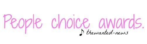 PEOPLE CHOICE AWARDS ! victoiiiiiiiiiiiiiire