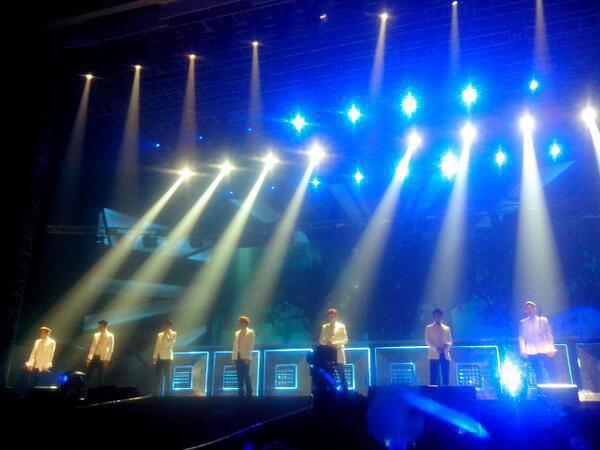 Super Show 5 à Jakarta