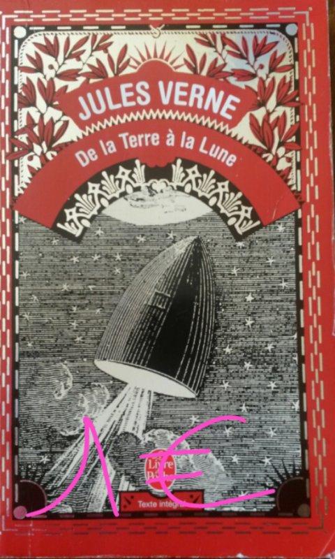 De la Terre à la Lune, Jules Verne : 1¤