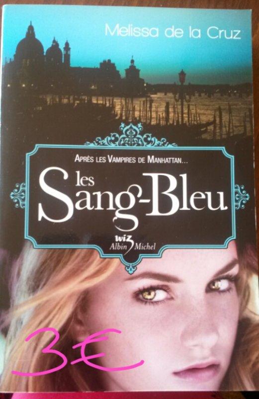 Les sang-bleu (suite des vampires de Manhattan) : 3¤