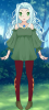 Mes personnages dans Fairy Tail ^^