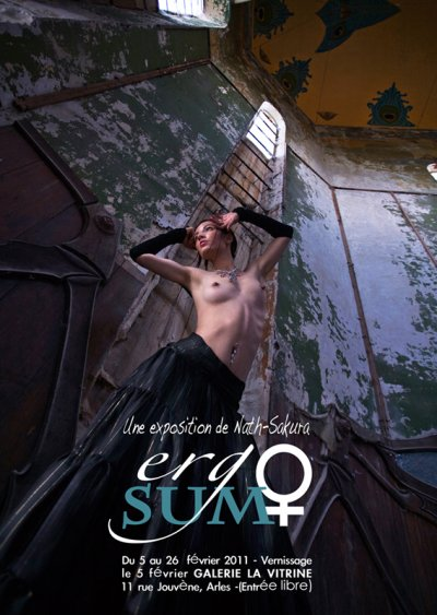 Ergo sum, exposition en Arles en février 2011