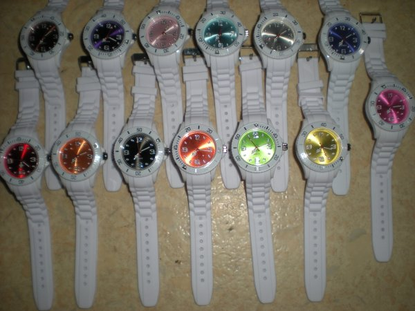 Montre style Ice Watch : 10¤