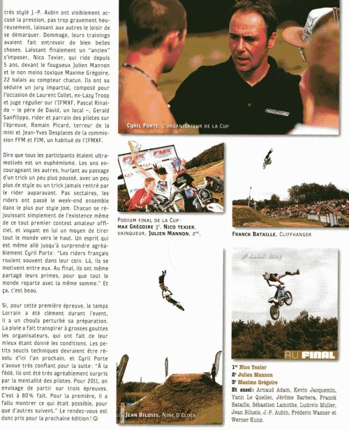 FMX CUP 2010 (Montbronn)